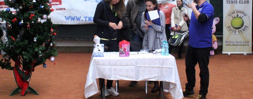 EVENIMENT Vizita si autografe Irina Begu @ Elite Tenis Club Turneul Campionilor 2018 MPG
