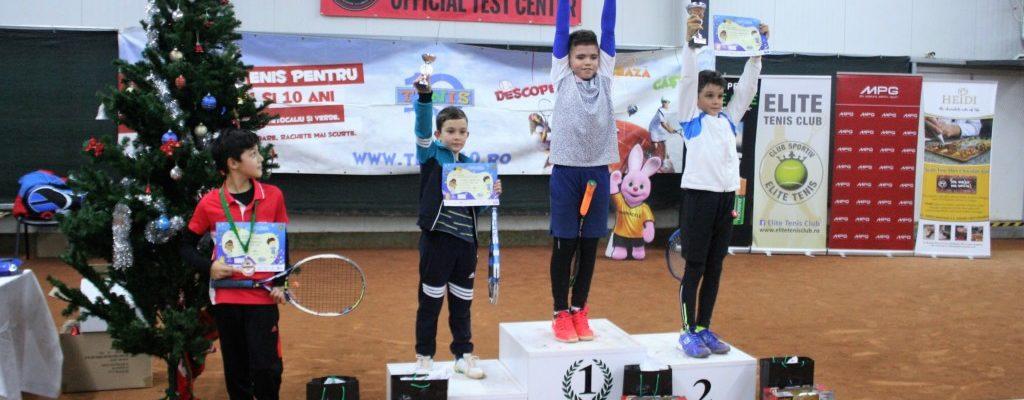 Turneul Campionilor 2018 MPG @ Elite Tenis Club – Baieti Verde